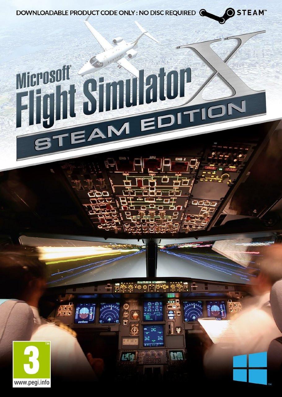 ms flight simulator x downloads