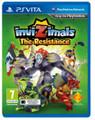 Invizimals: The Resistance (Playstation Vita) product image