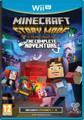 Minecraft Story Mode Complete Adventure (Nintendo Wii U) product image