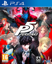 Persona 5 SteelBook Launch Edition (PlayStation 4) product image