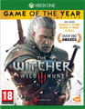 The Witcher 3 Game of the Year Edition (XBOX One) product image
