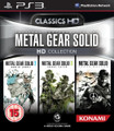 Metal Gear Solid HD - Collection (Playstation 3) product image