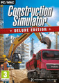 Construction Simulator Deluxe Edition (PC DVD) product image