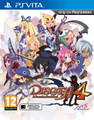 Disgaea 4: A Promise Revisited (PlayStation Vita) product image