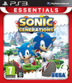 Sonic Generations: Essentials  (Playstation 3) product image