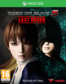 Dead or Alive 5 Last Round (Xbox One) product image