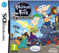 Phineas and Ferb Across the 2nd Dimension (Nintendo DS) product image