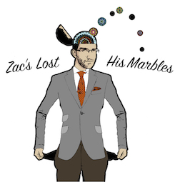 Zac's Lost His Marbles