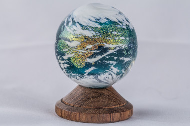 Geoffrey Beetem Earth Marble 15 Zac S Lost His Marbles