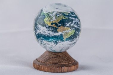 Geoffrey Beetem Earth Marble 10 Zac S Lost His Marbles