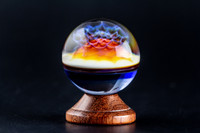 Ease - Glass Marble #15