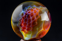 Ease - Glass Marble #7