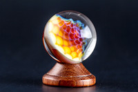 Ease - Glass Marble #6