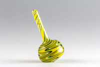 Joshua Hamra - Spinning Glass Top #11
