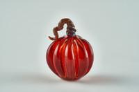 Suellen Fowler - Glass Pumpkin #8