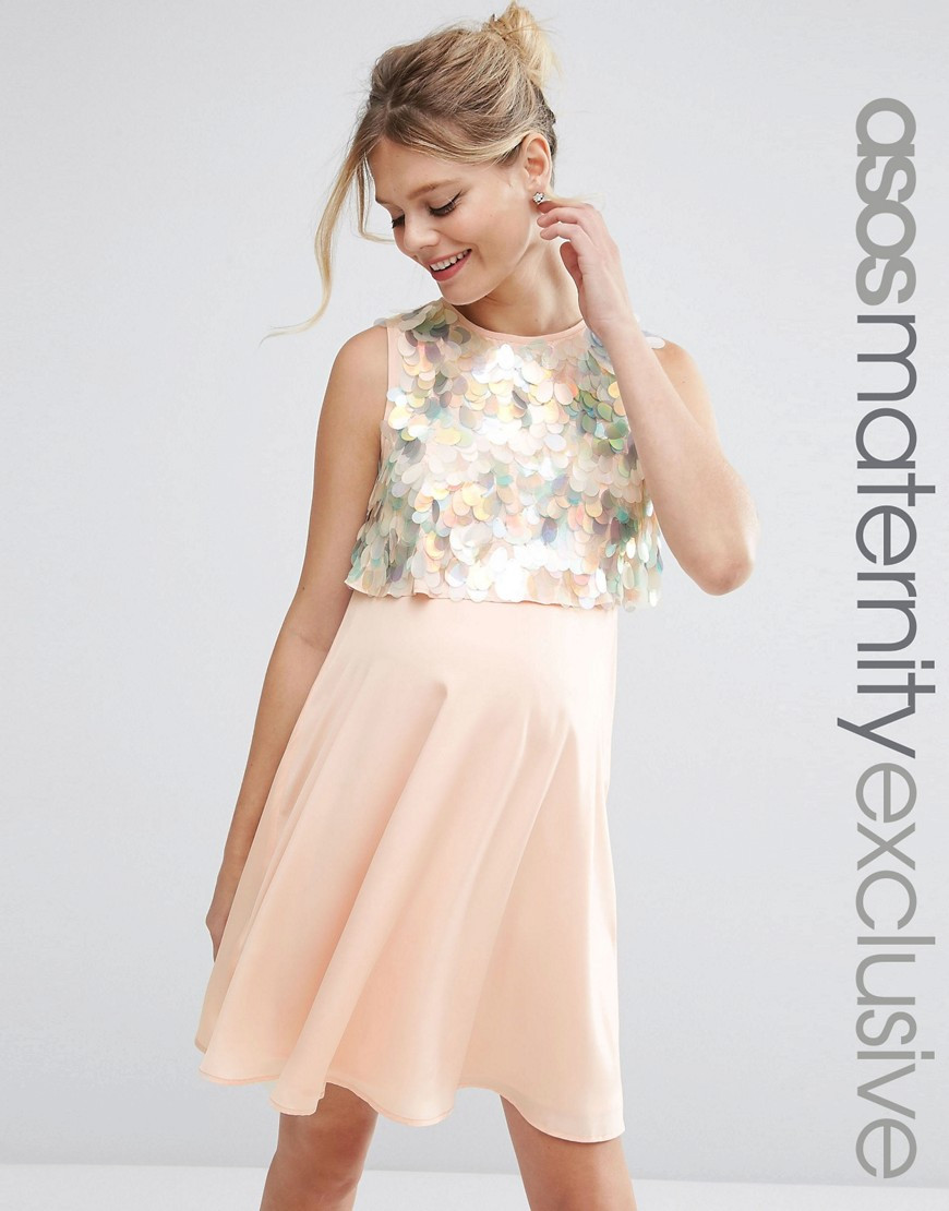 0c7a90afef8 Asos Salon Scuba Floral Crop Top Maxi Dress - Gomes Weine AG