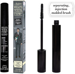 theBalm What's Your Type? Mascara: Talk, Dark & Handsome (Unboxed)