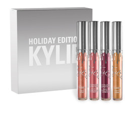 Kylie Holiday Full-Size 4-pc Holiday Kit