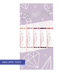 Colourpop Hot to Trot Lippie to Go Set