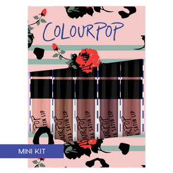 Colourpop Ultra Satin Lip: On a Whim Mini Set