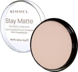 Rimmel Stay Matte Powder in Creamy Beige