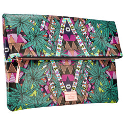 Mara Hoffman for Sephora Collection: Kaleidescape Clutch in Maristar Turquoise