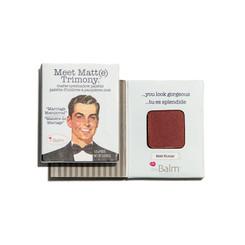 Gift With Purchase: theBalm Meet Matt(e) Eyeshadow Mini in Matt Kumar