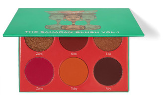 Juvia's Place The Saharan Blush Palette Vol. 1