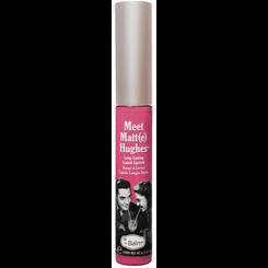 theBalm Meet Matt(e) Hughes Liquid Lipstick in Chivalrous