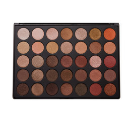 Morphe 35OS Shimmer Nature Glow Eyeshadow Palette