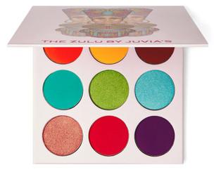 Juvia's Place The Zulu Eyeshadow Palette