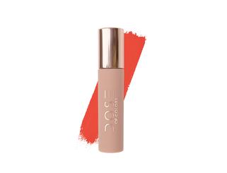 Dose of Colors Desi x Katy Liquid Lipstick in Hot Fire