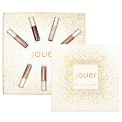 Jouer 'Best of Lip Topper' Mini Lip Topper Set