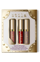 Stila Stay All Day Liquid Lipstick Set in Warm & Fuzzy