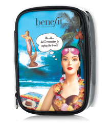 Benefit Hawaii Makeup Bag
