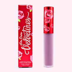 Lime Crime Velvetines Liquid Matte Lipstick in Wisteria