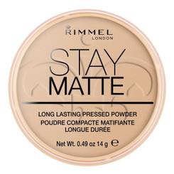 Rimmel Stay Matte Powder in Sandstorm