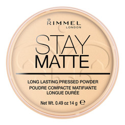 Rimmel Stay Matte Powder in Transparent