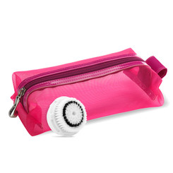 Clarisonic Mesh Travel Bag in Pink
