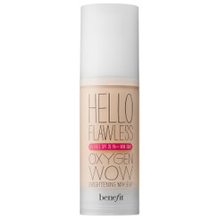 Benefit Hello Flawless Oxygen Wow Foundation in Ivory