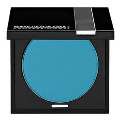MUFE Eyeshadow in Matte Turquoise