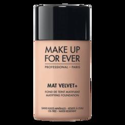 MUFE Mat Velvet+ Mattifying Foundation in 20 Ivory
