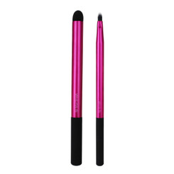 Real Techniques Lip Color + Blur Brush Set