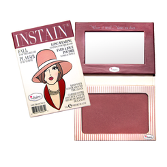 theBalm Instain Long Wearing Blush in Pinstripe