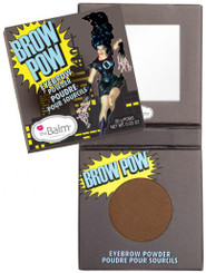 theBalm Brow Pow Eyebrow Powder in Light Brown