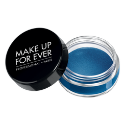 MUFE Aqua Cream in Intense Blue