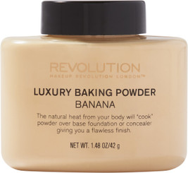 Makeup Revolution Luxury Banana Baking Powder
