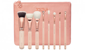 Zoeva Rose Golden Luxury Brush Set Vol. 2