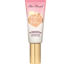 Too Faced Primed and Peachy Cooling Matte Perfecting Primer