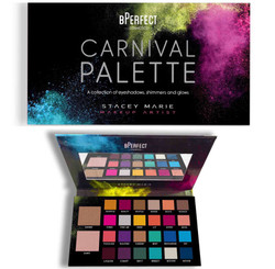 BPerfect Stacey Marie Carnival Eyeshadow Palette